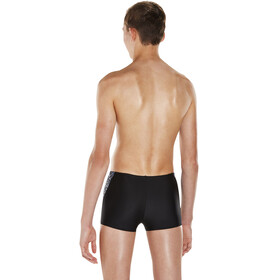 speedo Boom Splice Watershorts Boys Black/Amparo Blue
